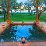10. Atas Ombak Cool plunge pool