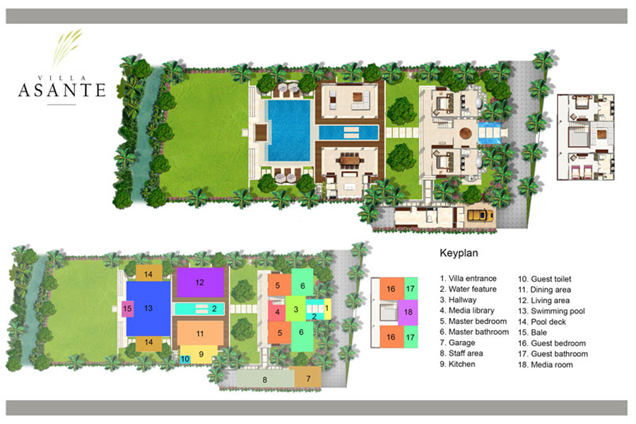 Villa Asante Canggu Bali (2)