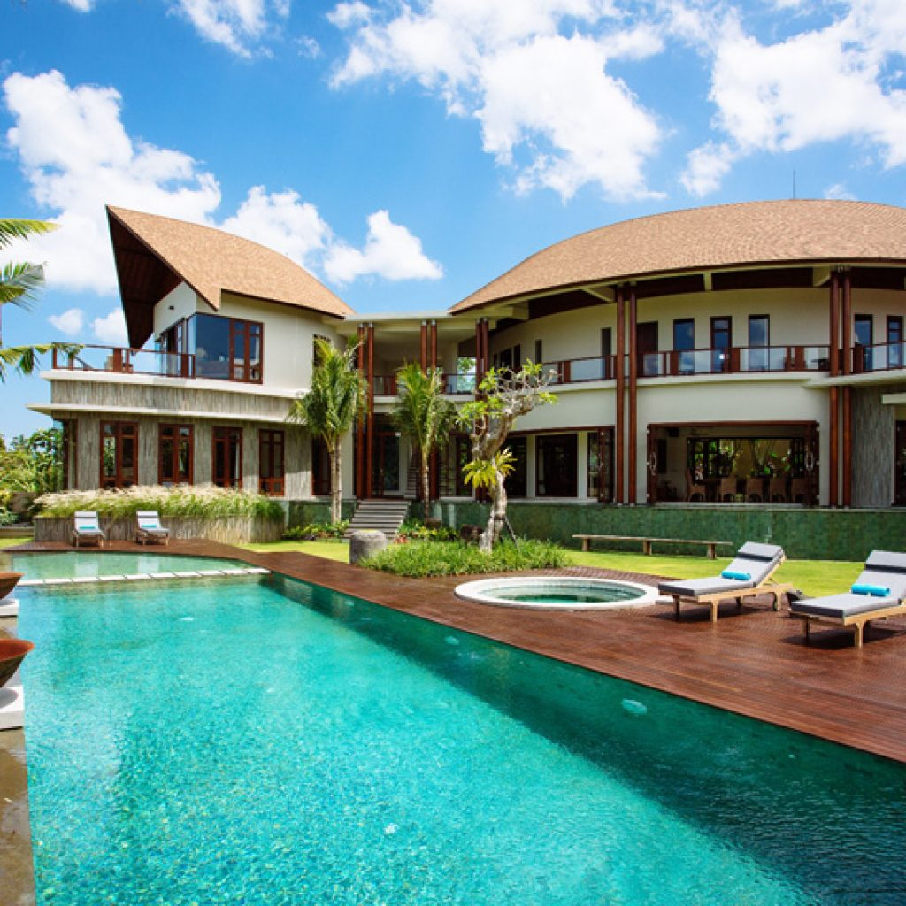 Villa Umah Daun (1)