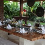 6. Villa Sati Dining room