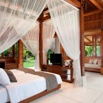 7. Villa Sati Master bedroom