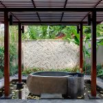 8. Villa Sati Master bathroom