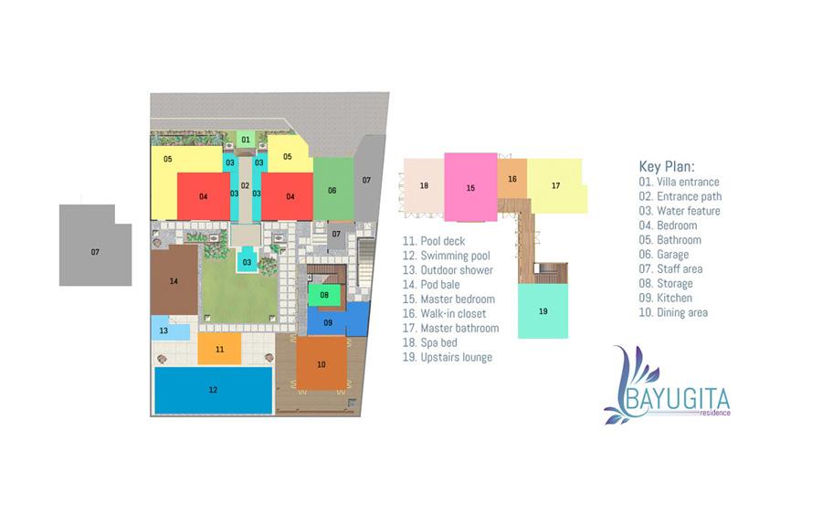 Bayu Gita Residence FP esc 2