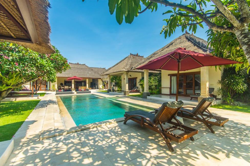 Villa Alam 4 Bedroom Seminyak