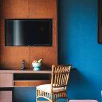 Villa Kayajiwa Bedroom two entertainment
