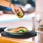 Villa Kayajiwa Delicious dish