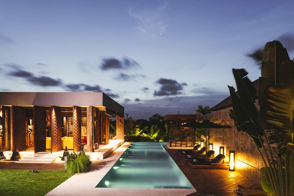 Villa Kayajiwa Night vibes at the villa