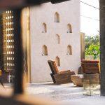 Villa Kayajiwa Relaxing balcony seating area