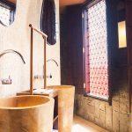 Villa Kayajiwa Stylish upstairs double sinks