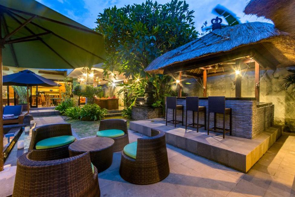 Villa Mahkota Seminyak Bali (39)