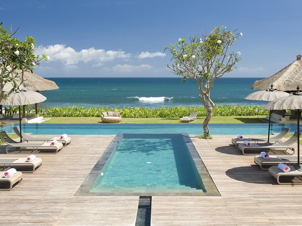 Villa Melissa Beachfront