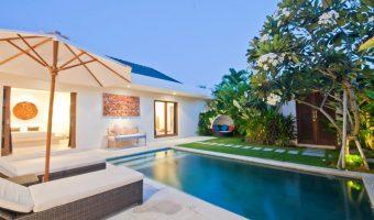 Villa Umah Kupu Kupu