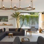 Noku Beach House Living area design
