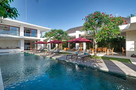 Bali Villas - Superb Family Villa Bali