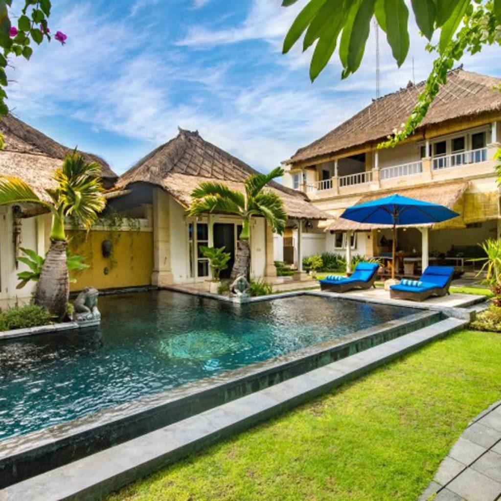 Villa Rasi Seminyak Pool & Villa