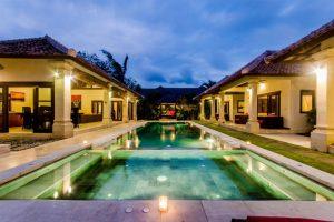 Villa Santi 4 bedroom Villa Seminyak near Beach, Bali