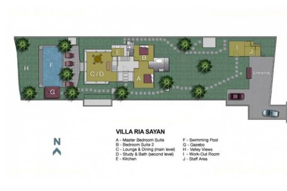 Ria Sayan Ubud villa Bali (26)