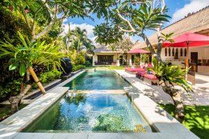 Villa Jaclan, 3 bedroom villa in Seminyak Bali