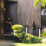 Villa Kayajiwa Dedicated staff