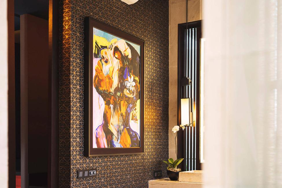 Villa Kayajiwa Designer touch