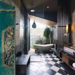 Villa Kayajiwa Guest bathroom two