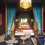 Villa Kayajiwa Master bedroom features