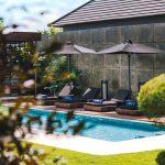 Villa Kayajiwa Poolside sun loungers
