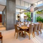 Villa-Aramanis-Manis-Indoor-air-conditioned-dining