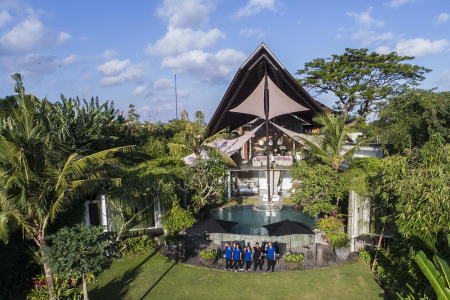 Villa Toraja Canggu Bali (2)