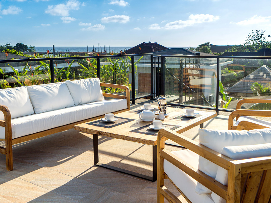 11. Villa Vida at Canggu Beachside Villas Relax and relish