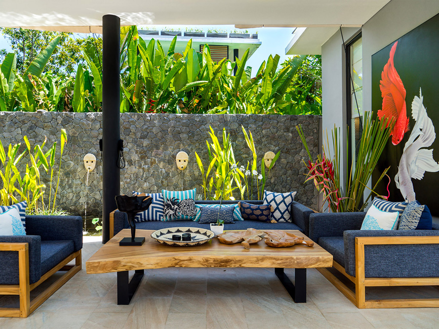 12. Villa Vida at Canggu Beachside Villas Exceptional comfort