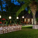 14. The Beji Magical garden dinner