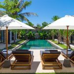 14. Villa Vida at Canggu Beachside Villas Lounging for a day in paradise