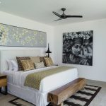 5. Villa Vida at Canggu Beachside Villas Exquisite master bedroom design