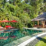 8. The Beji Poolside master suite