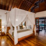 The Beji Spacious master suite