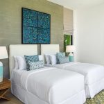 Villa Vida at Canggu Beachside Villas Comfortable guest bedroom