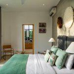 Villa Boa at Canggu Beachside Villas Comfortable guest bedroom