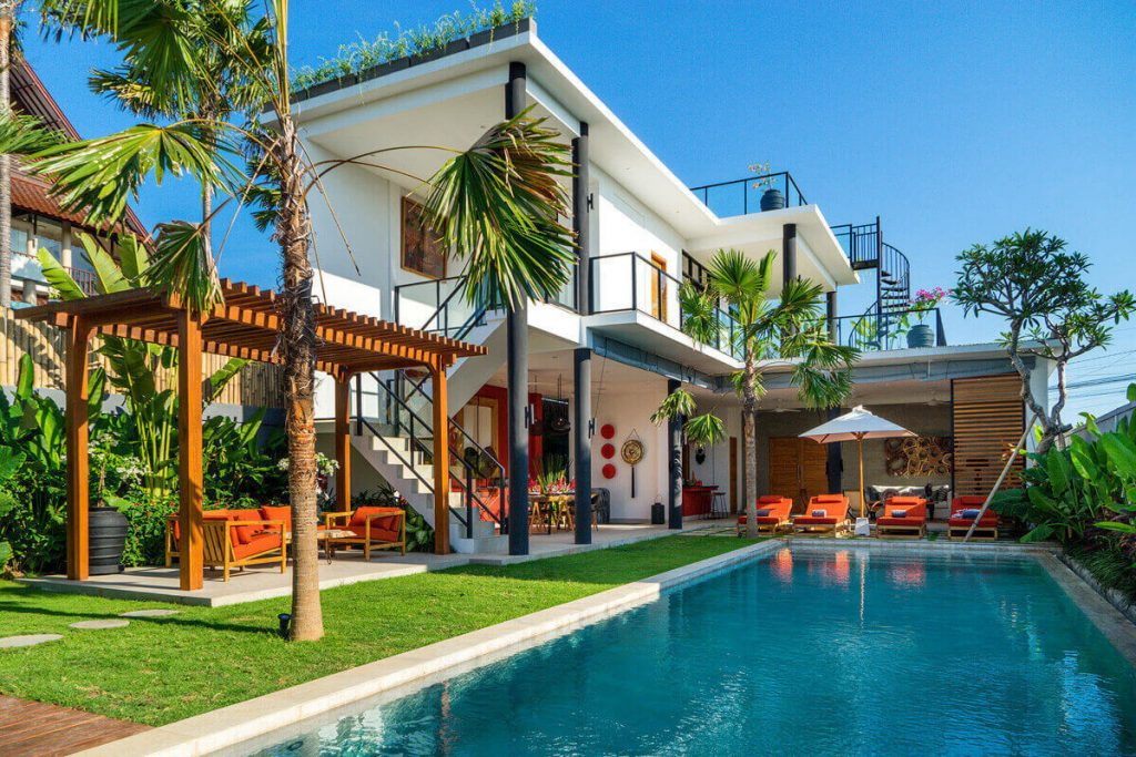 Villa Boa at Canggu Beachside Villas Exceptionally designed villa