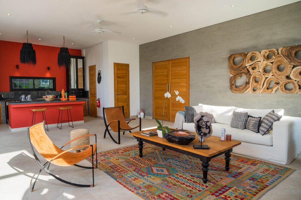 Villa Boa at Canggu Beachside Villas Glorious design