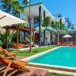Villa Boa at Canggu Beachside Villas Relax and enjoy the poolside