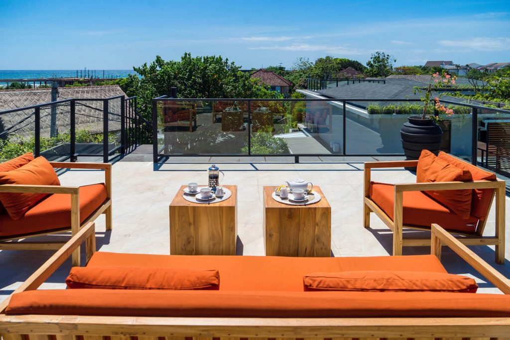 Villa Boa at Canggu Beachside Villas Time to relax and relish