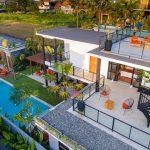Villa Boa at Canggu Beachside Villas Villa facade