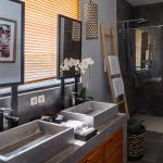 Villa Gu at Canggu Beachside Villas Bathroom design
