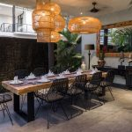 Villa Gu at Canggu Beachside Villas Dine in style