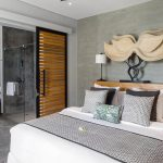 Villa Gu at Canggu Beachside Villas Guest bedroom design