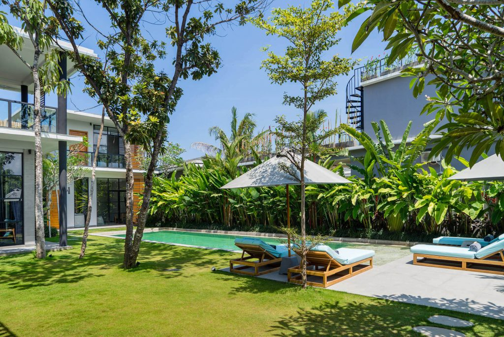 Villa Gu at Canggu Beachside Villas Perfect summer getaway