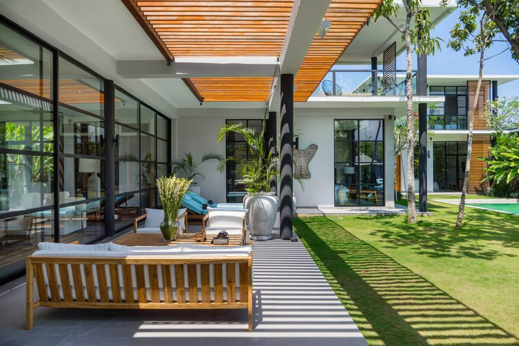 Villa Gu at Canggu Beachside Villas Relax and refresh