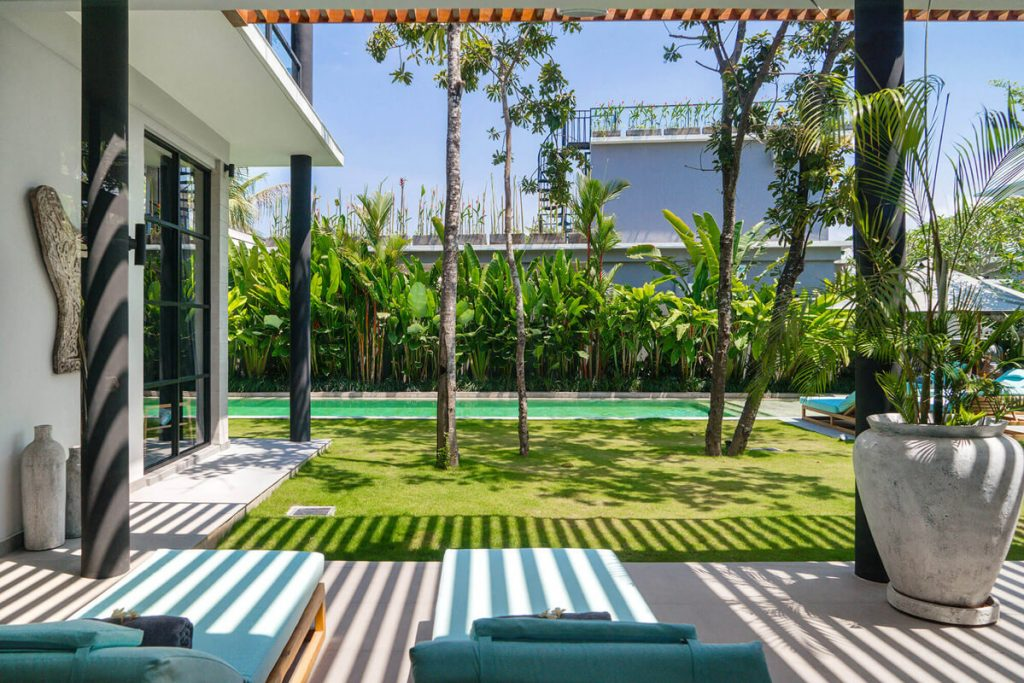 Villa Gu at Canggu Beachside Villas Relax and relish