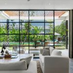 Villa Gu at Canggu Beachside Villas Stunning living area